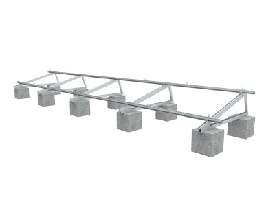 ground mount racking kit