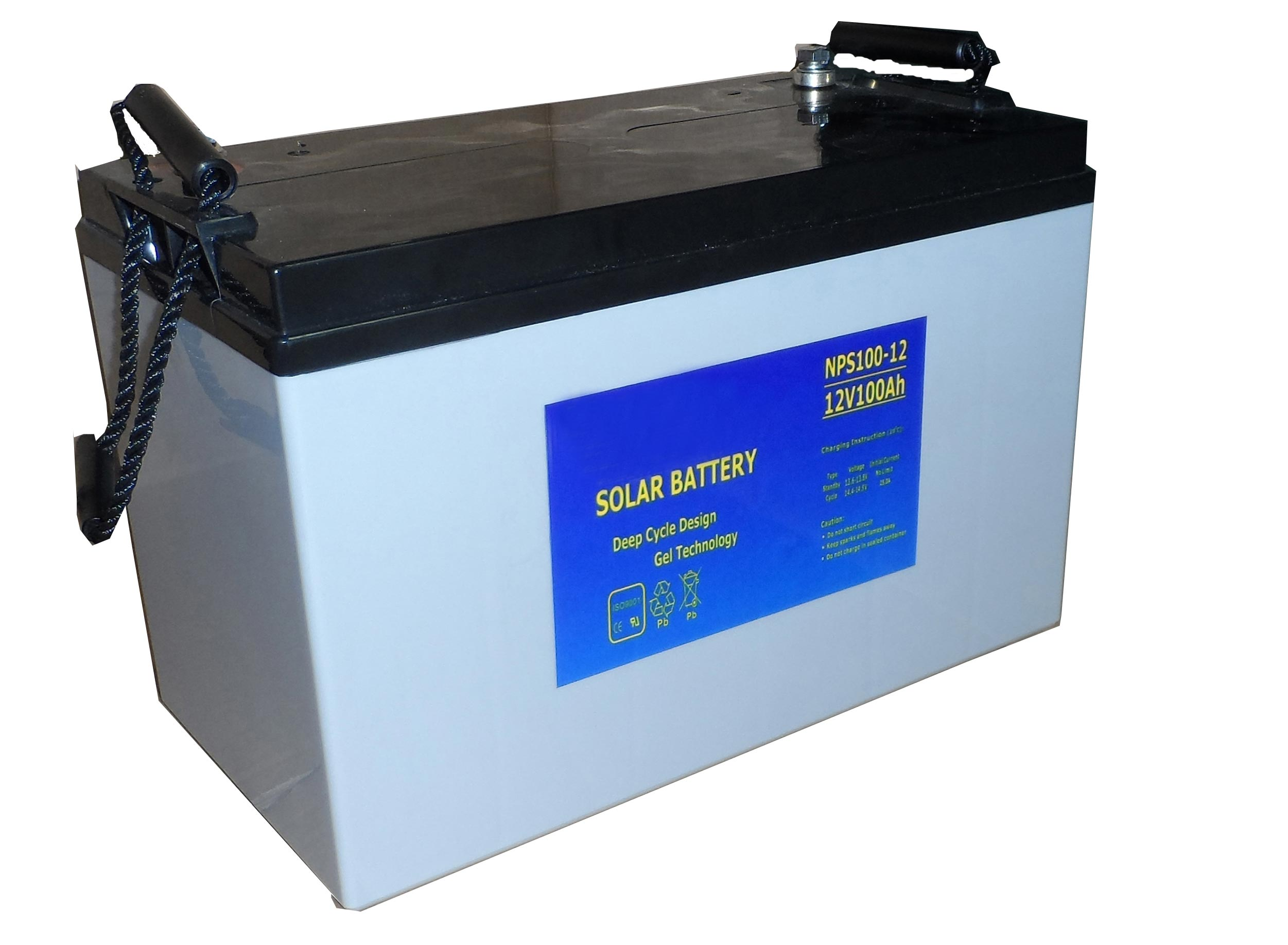Battery Solar Deep Cycle 12V 111Ah (C100) 100Ah (C10